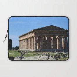 templi di paestum Laptop Sleeve