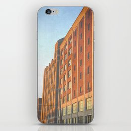 DETROIT STRONG iPhone Skin