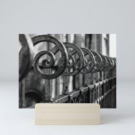 Focused Mini Art Print