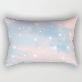Pastel Cosmos Dream #2 #decor #art #society6 Rectangular Pillow
