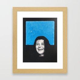 XXVII Janis Framed Art Print