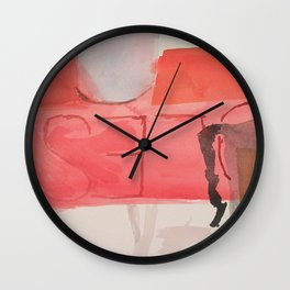 Around a Shoe Box Wall Clock
