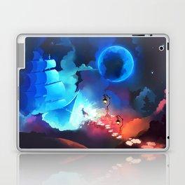 To the Night Sky Laptop & iPad Skin