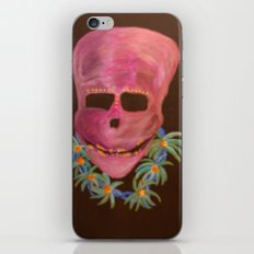 Caribbean Harry iPhone & iPod Skin