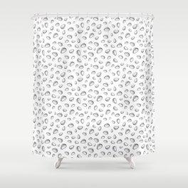 Eyeroll On Repeat Shower Curtain