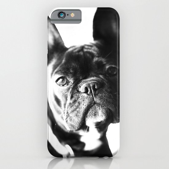 French Bulldog iPhone & iPod Case