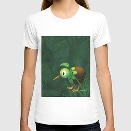Lost in Godzone T-shirt