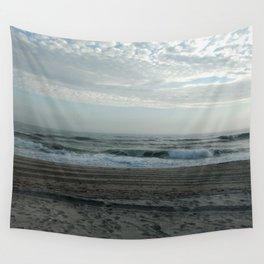Atlantic Beach Ocean Front Wall Tapestry