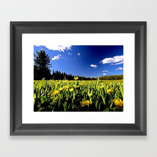 For Jeremy Framed Art Print