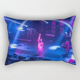 Gary Numan Live AT 02 Brixton Rectangular Pillow
