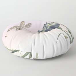 ...and all time immemorial Floor Pillow