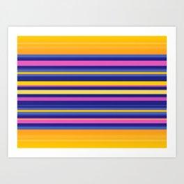 Voosh Art Print