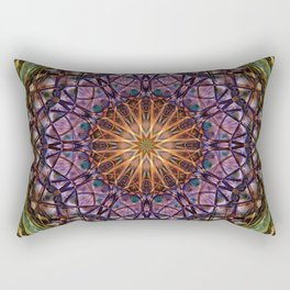 Rags To Riches Rectangular Pillow
