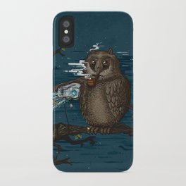 Movie Time iPhone Case