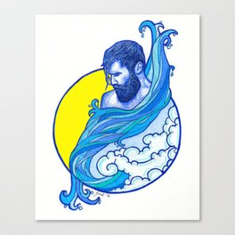 Sim Sala Bim Canvas Print