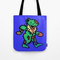 Grateful undead bear Tote Bag