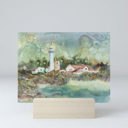 Whitefish Point Mini Art Print