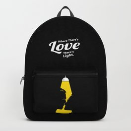 Where There's Love Backpack