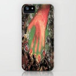 The Big Bang iPhone Case