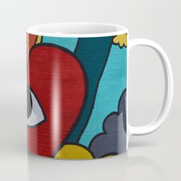 Heart - Coeur Coffee Mug