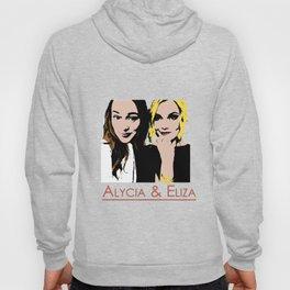 Alycia & Eliza Comic Hoody