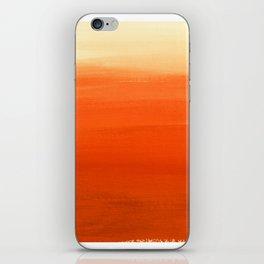 Oranges No. 1 iPhone Skin