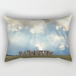 Stonehenge II Rectangular Pillow