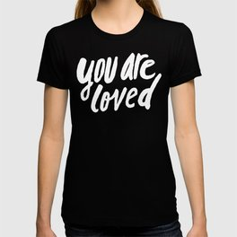 You Are Loved x Navy T-shirt