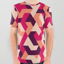 Deep Summer All Over Graphic Tee