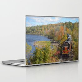 Adirondack Mountain Scenery Laptop & iPad Skin