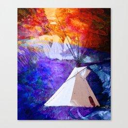 Native Suite Dreams Canvas Print