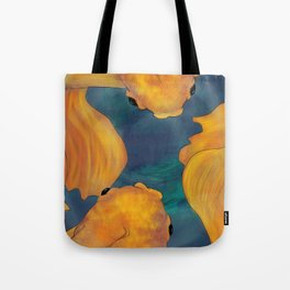 Two Goldfish Tote Bag