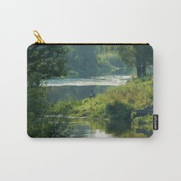 Talking to the Nature Carry-All Pouch