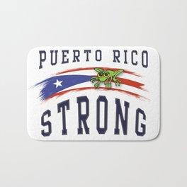 PUERTO RICO STRONG Bath Mat