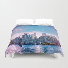 Manhattan Duvet Cover
