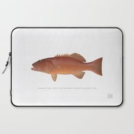 Common Coral Trout Laptop Sleeve