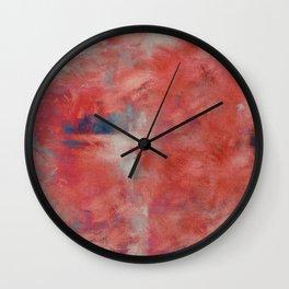 Mistiness Wall Clock