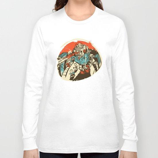 Mechanical Mayhem Long Sleeve T-shirt