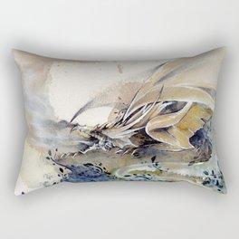 Forgotten Dream Rectangular Pillow
