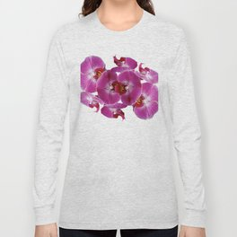 Orchids No.1 Long Sleeve T-shirt
