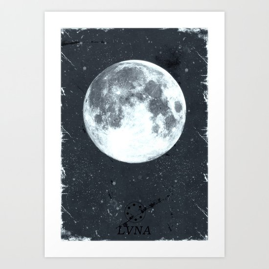 LVNA Art Print