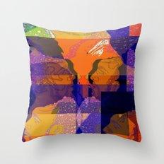 Man Throw Pillow
