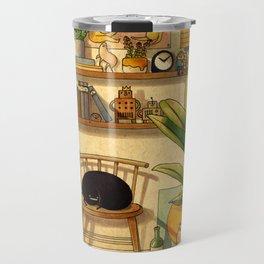 Afternoon Sun Travel Mug