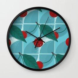 Pattern 002 Wall Clock