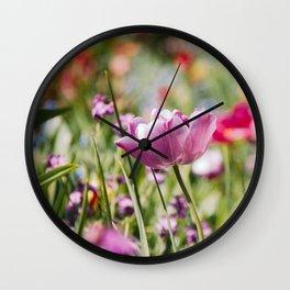 Midi à Giverny Wall Clock