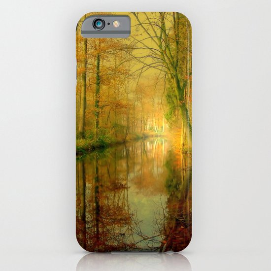 Forest Lake iPhone & iPod Case