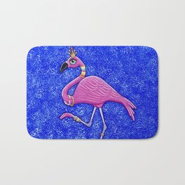 Fancy Francie Flamingo Bath Mat