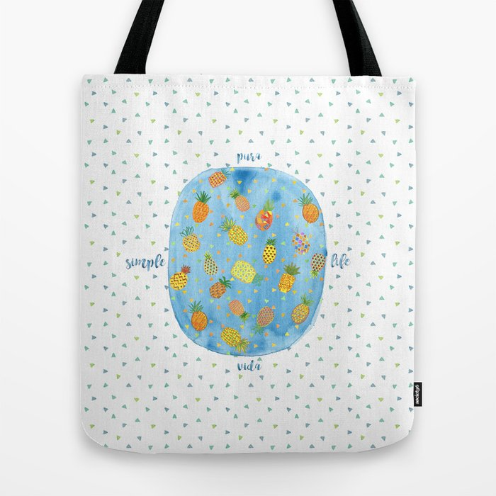 VIDA Tote Bag - Catastrophe Bag by VIDA