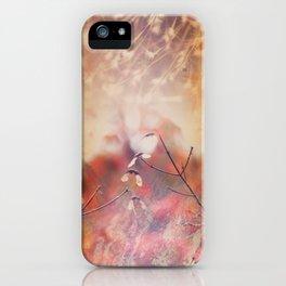 Fire Horizon iPhone Case