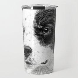Dog Portrait 02 Travel Mug